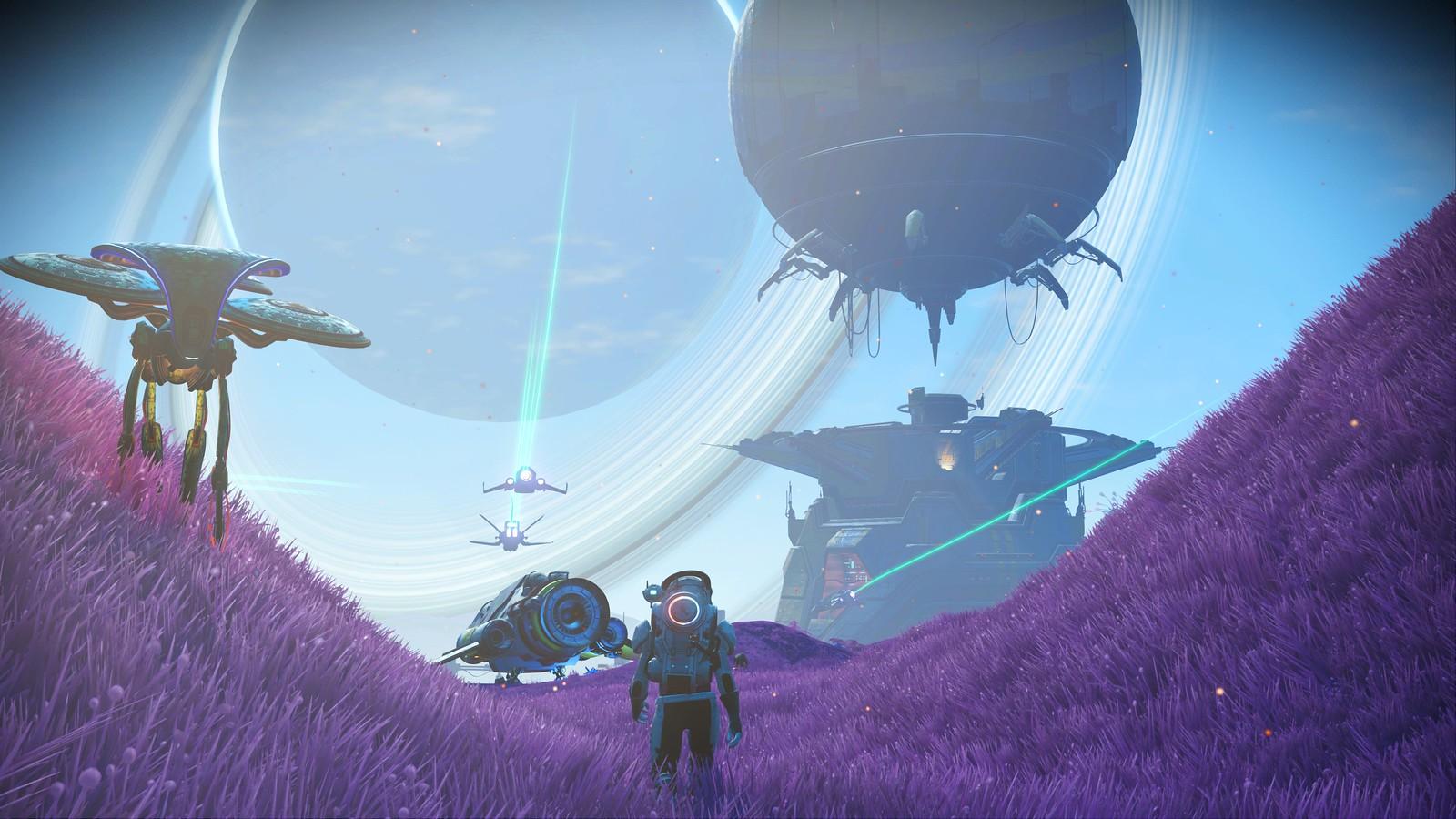 No Man's Sky - Origins Update