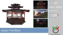 MAke a MArk - Asian pavilion