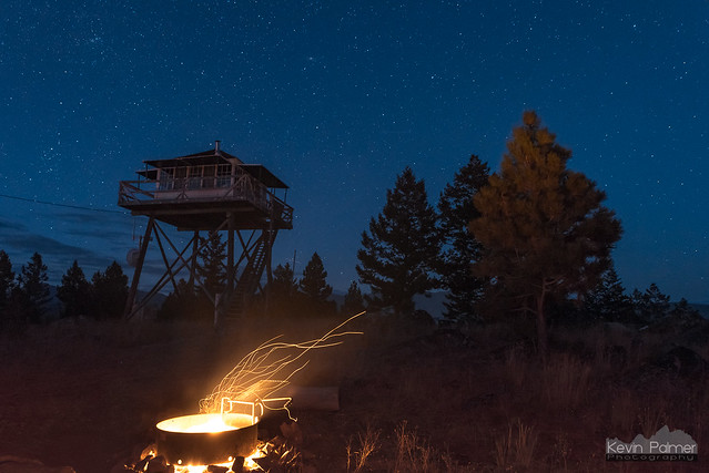 Good Evening For a Campfire