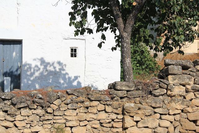 Muros abandonados