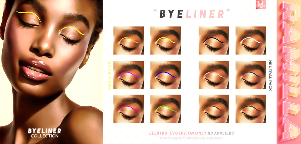 👋NEW!! BYELiner Collection 👀