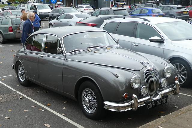 Jaguar Mk.2 3.8 (1964)