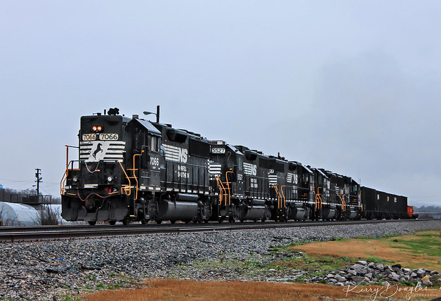 NS T44 at Chattanooga, TN