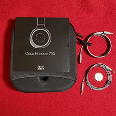 Cisco 730 Headset