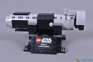 Review: 6346098 Yoda's Lightsaber