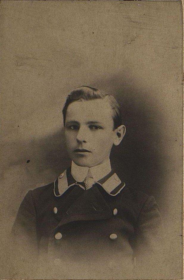 Попов Николай Иннокентьевич. 1915