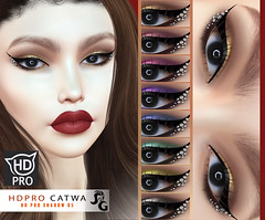 HDPRO Shad 05 HD for Catwa Heads @ Gems