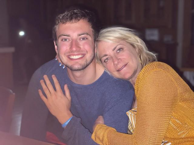 Jack and Sharon at Sea Ranch