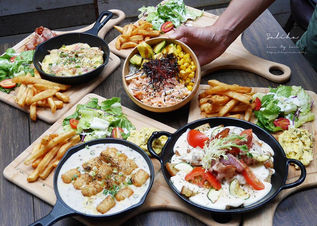 台北東區不限時餐廳推薦ABV美式餐廳早午餐排餐約會浪漫小酒館忠孝敦化站 (1)