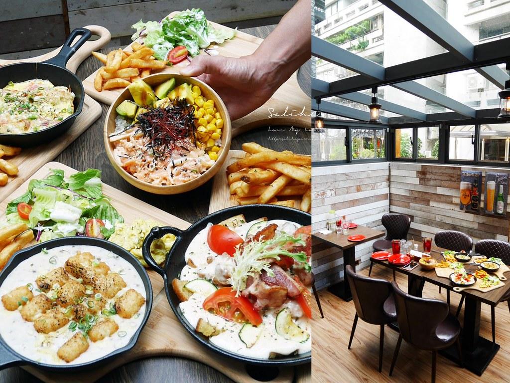 台北異國料理餐廳推薦ABV美式餐廳大安區好吃美食特色早午餐小酒館不限時間下午茶 (3)