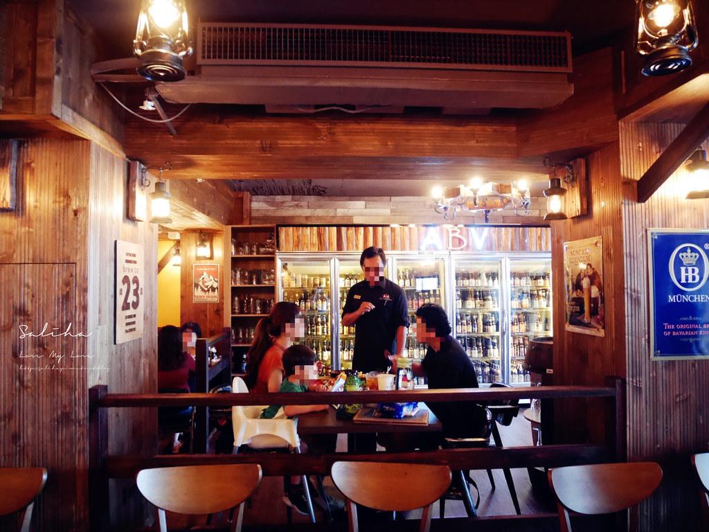 台北東區不限時餐廳推薦ABV美式餐廳早午餐排餐約會浪漫小酒館忠孝敦化站 (6)