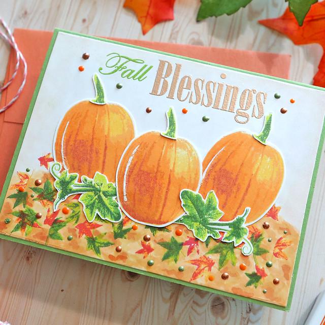 Fall Blessings cu