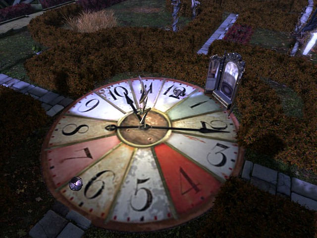 Discovering Neverland - A Gamble In Time