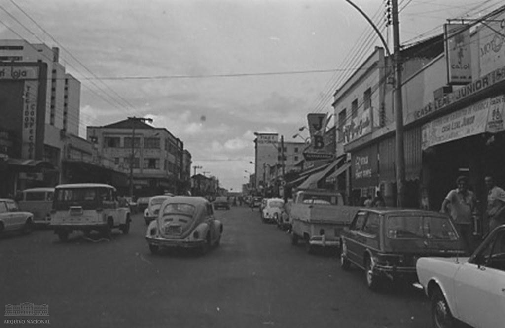 Campo Grande (MS), 1974