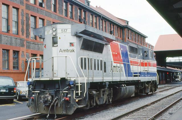 AMT 517 at Portland