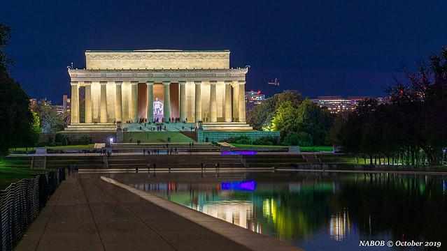 Washington, DC: Lincoln Memorial