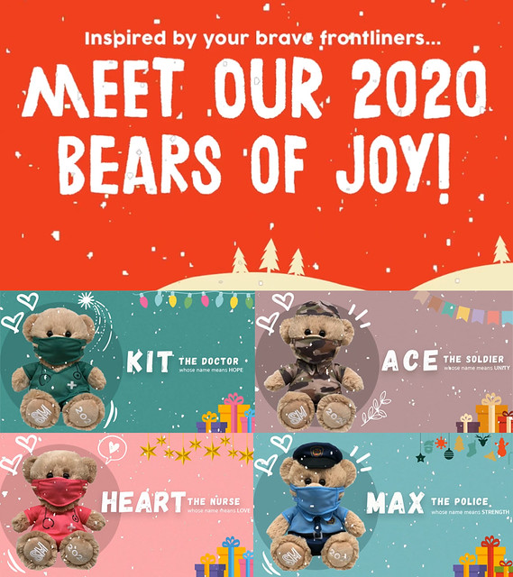 SM Bears of Joy 2020
