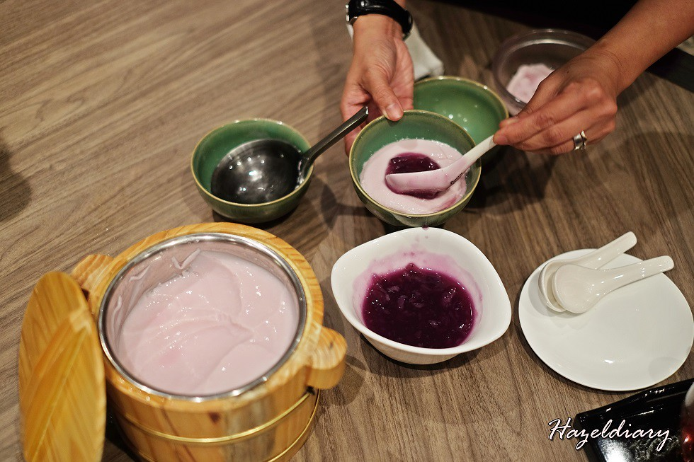 Si Chua Dou Hua UOB Plaza- Homemade Fine Beancurd with Organic Sweet Potato-1