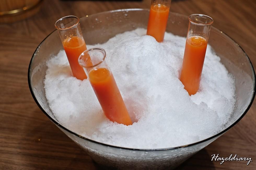 Carrot Juice with Honey-Si Chuan Dou Hua UOB Plaza