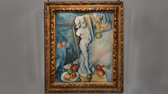 Cézanne, Still Life with Plaster Cupid