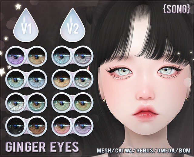 {S0NG} Ginger Eyes x The Warehouse Event