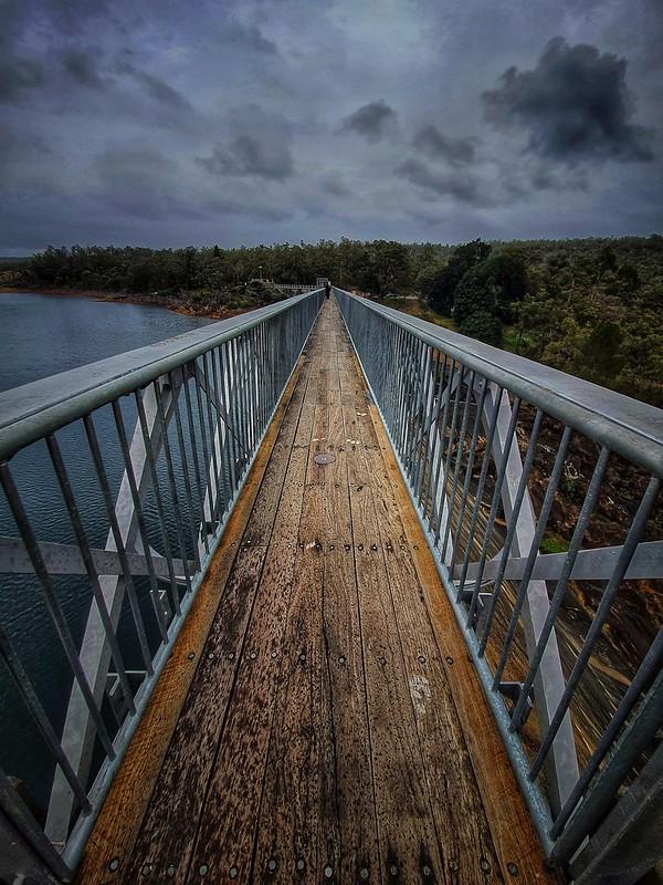The Steel Walkway