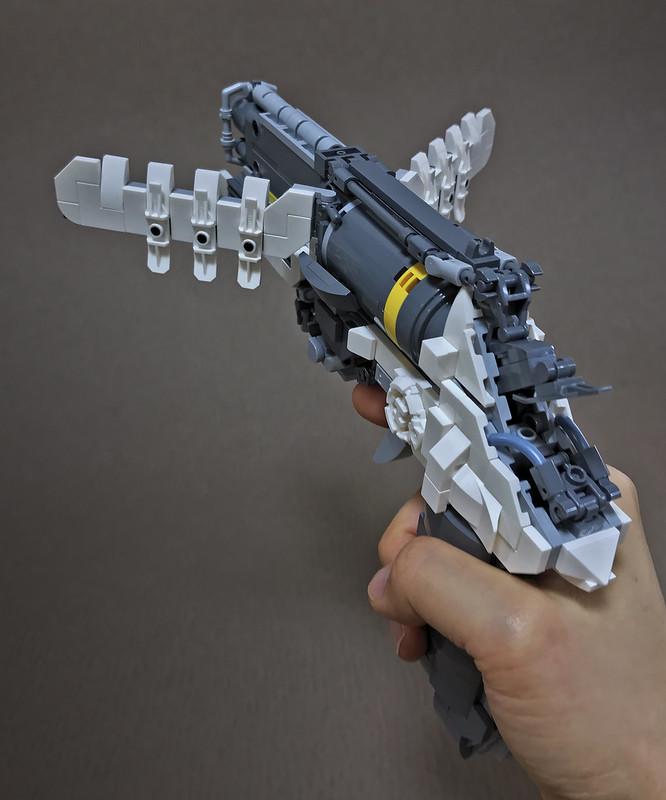 LEGO ROBOT ARMS-26