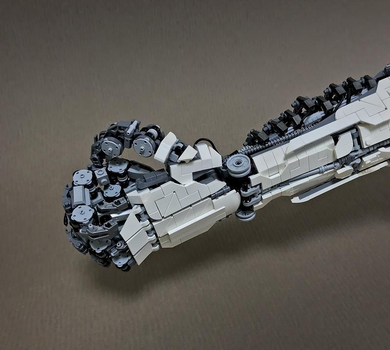 LEGO ROBOT ARMS-25