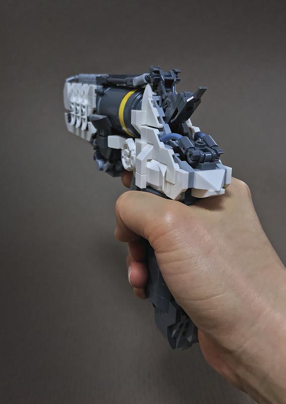 LEGO ROBOT ARMS-22