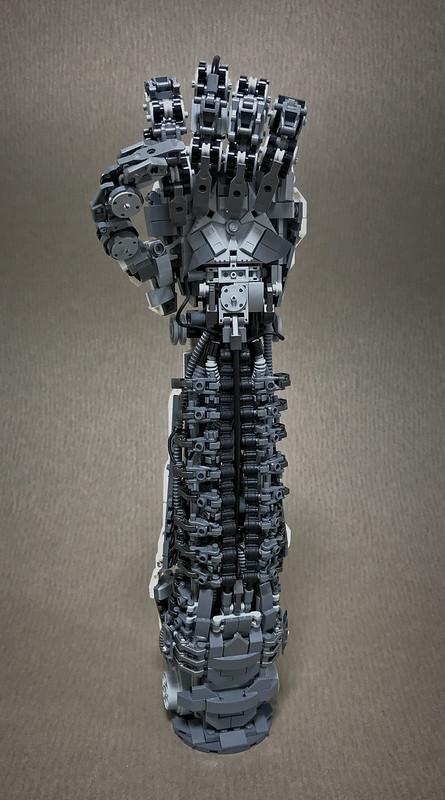 LEGO ROBOT ARMS-12