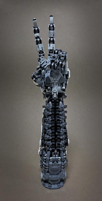 LEGO ROBOT ARMS-11