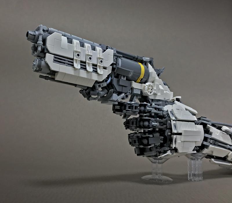 LEGO ROBOT ARMS-04