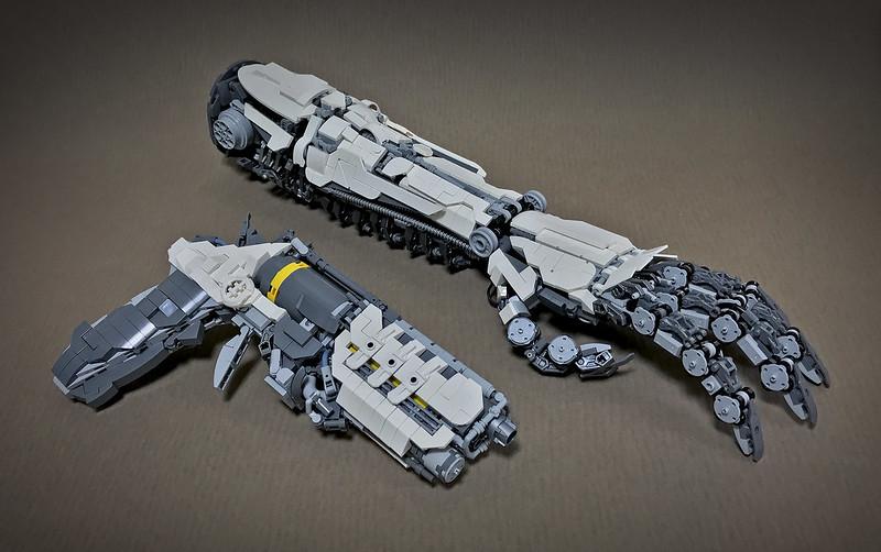LEGO ROBOT ARMS-03