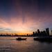 Sunset at Marina Coastal Drive