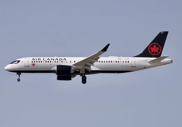 Air Canada / Airbus A220-300 / C-GJXN / YYZ Airport