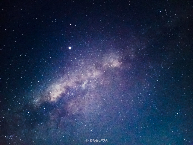 Milkyway Sky from indonesia