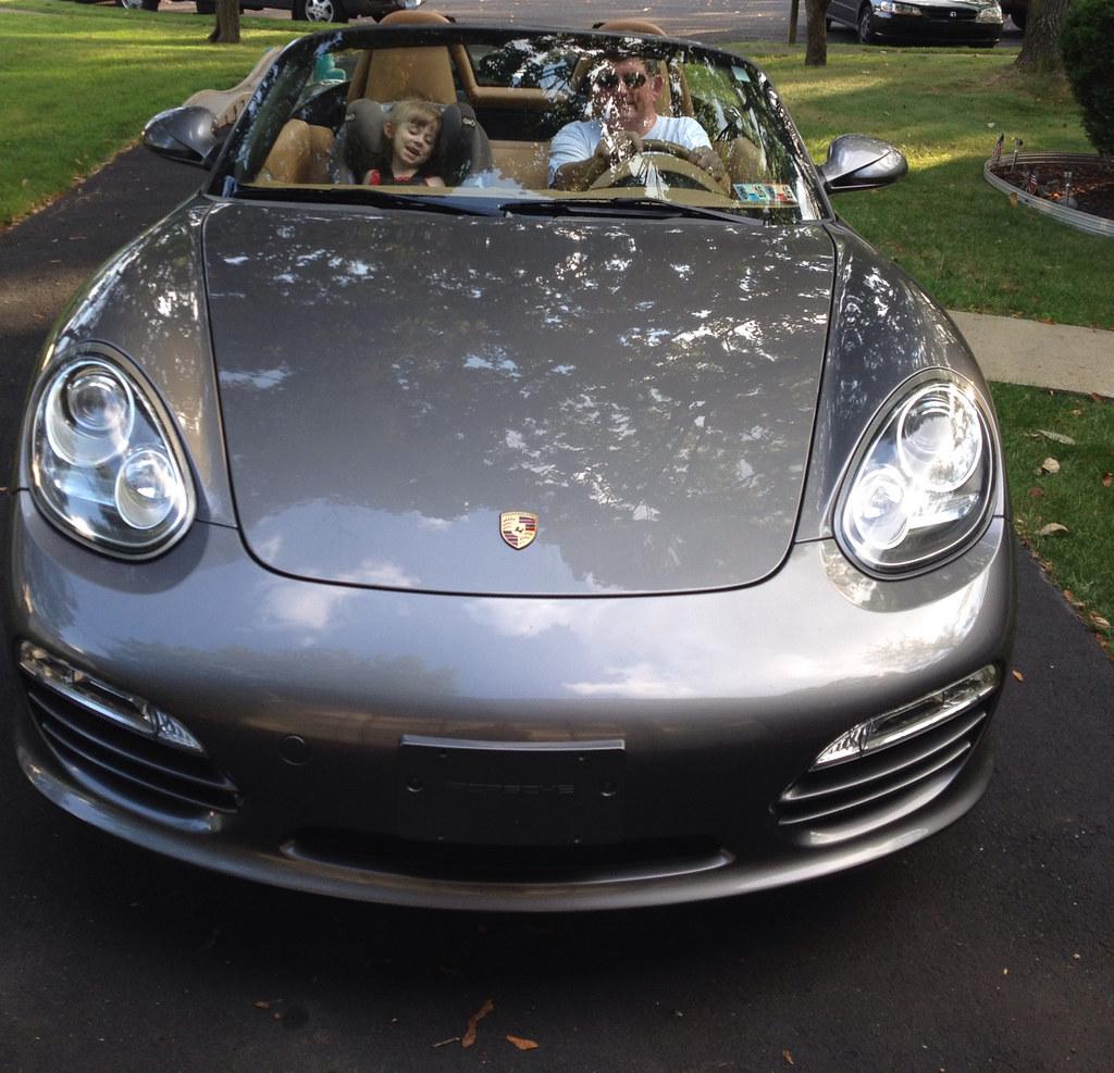 Wayne's Porsche 2015