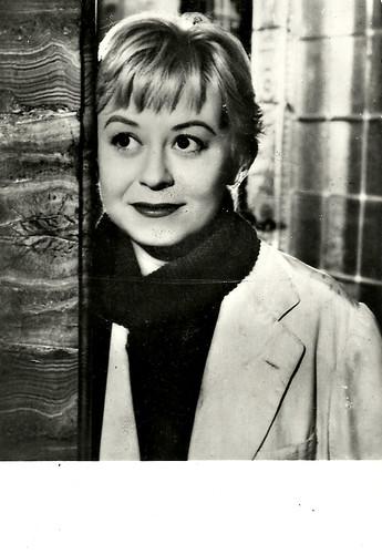 Giulietta Masina in Fortunella (1958)