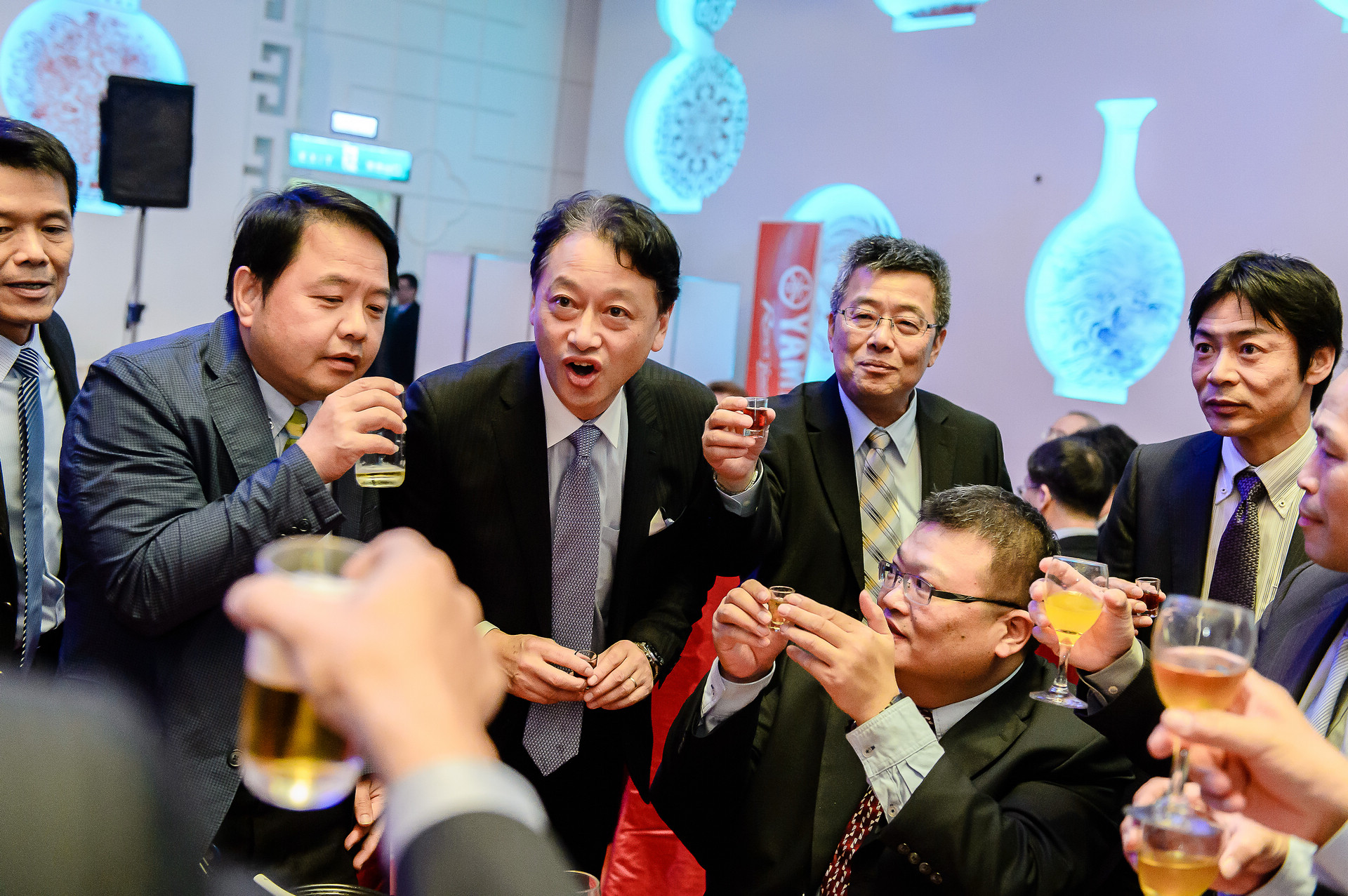 [活動攝影]YMC台灣經營幹部懇親會-婚動拍攝