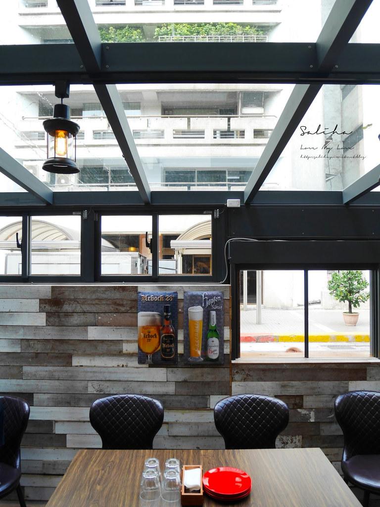 台北東區不限時餐廳推薦ABV美式餐廳早午餐排餐約會浪漫小酒館忠孝敦化站 (5)