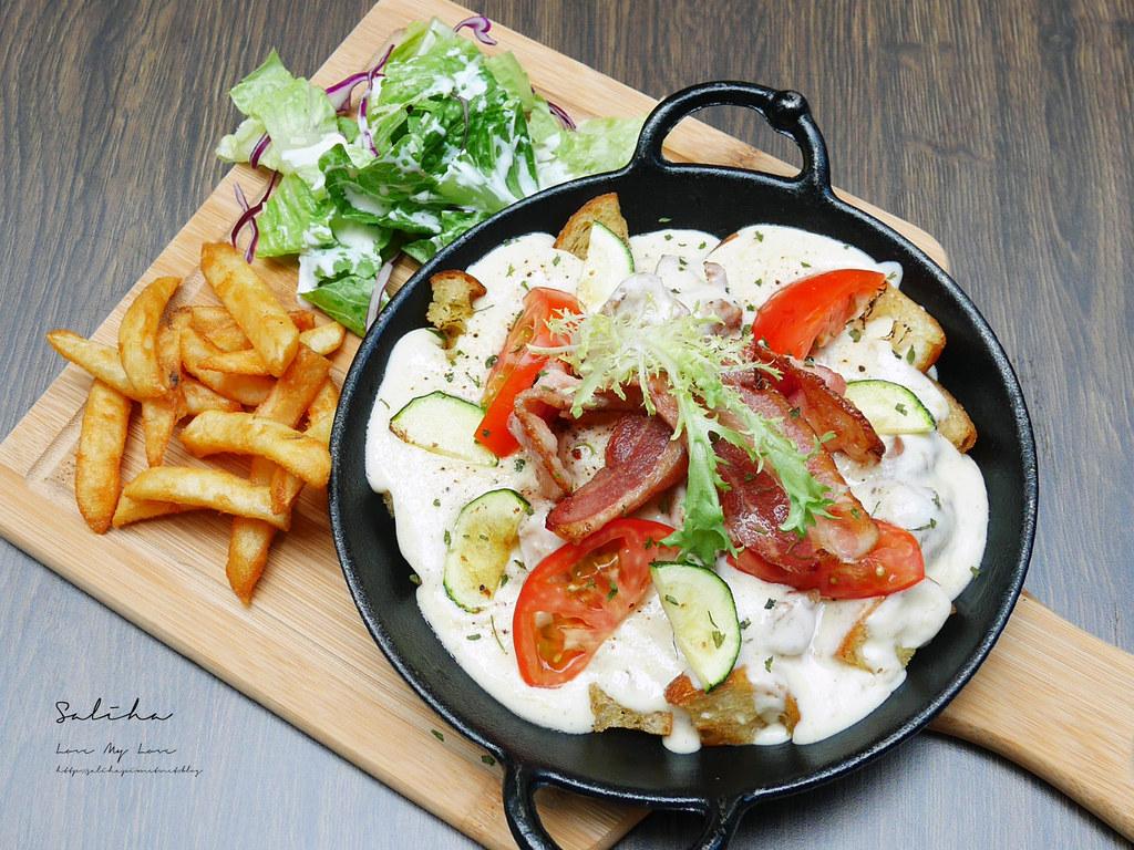 台北東區不限時餐廳推薦美食ABV美式餐廳浪漫玻璃屋早午餐brunch異國料理 (2)