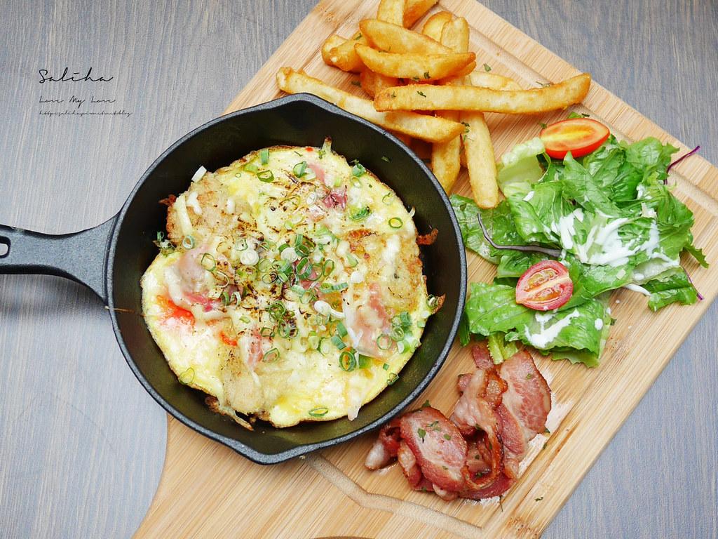 台北東區不限時餐廳推薦美食ABV美式餐廳浪漫玻璃屋早午餐brunch異國料理 (1)