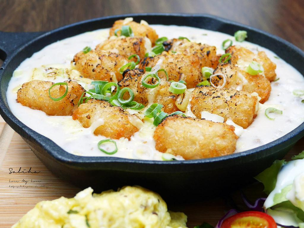 台北大安區美食推薦ABV美式餐廳好吃早午餐下午茶不限時可久坐小酌喝酒 (1)