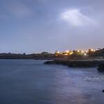 22. September 2020 - 19:52 - Fulmini alla Baia di Tramontone, Taranto (Puglia)