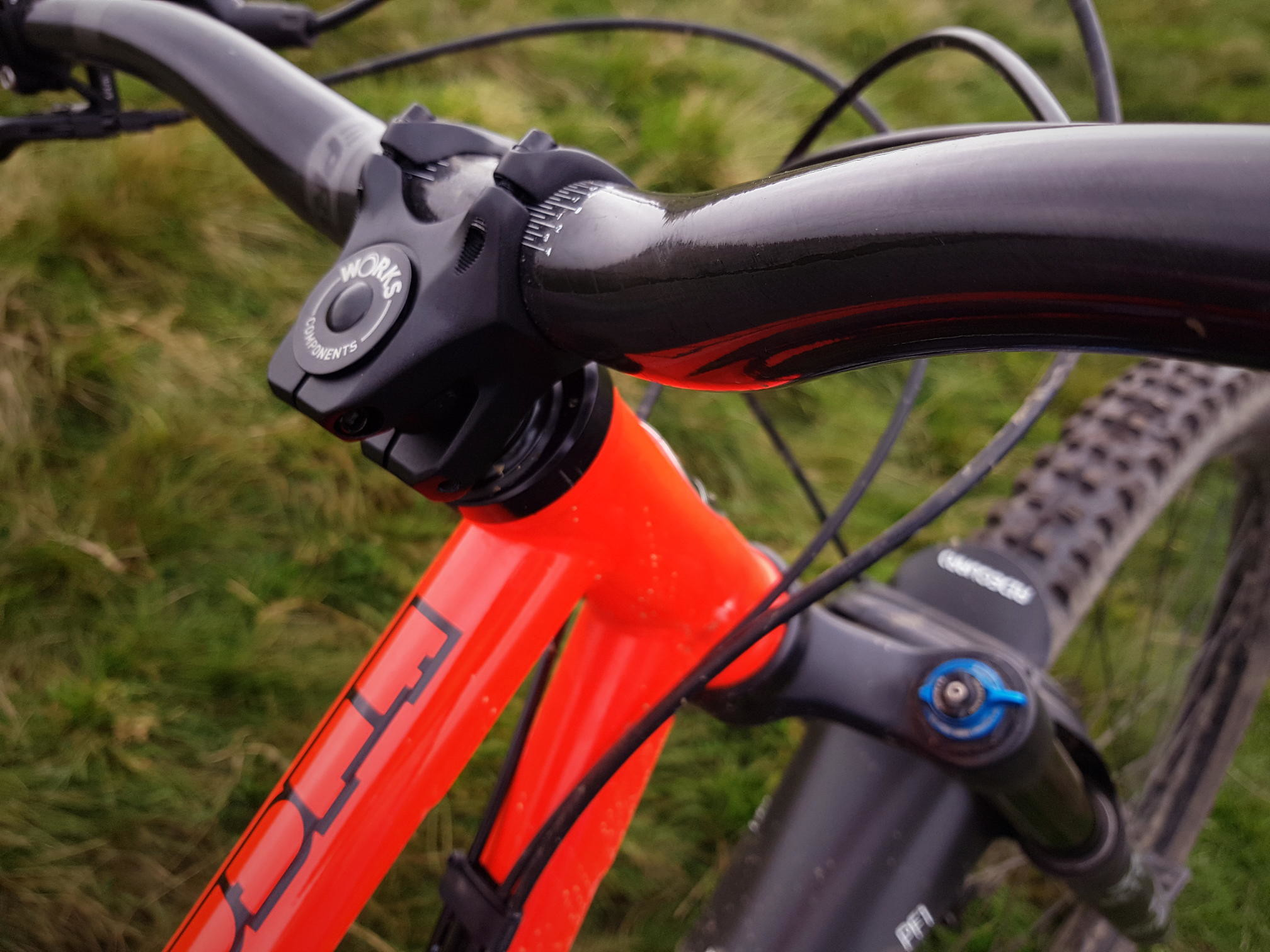Cotic FlareMAX, steel full suspension, UK made, Reynolds 853, Cotic Bikes, enduro mountain bike, 29er mountain bike, full suspension mountain bike, steel is real, MBR magazine, bike check
