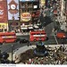 One of my old London postcards        Piccadilly Circus .