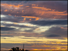 Sunset cloud over Deception Bay 23September2020-3=