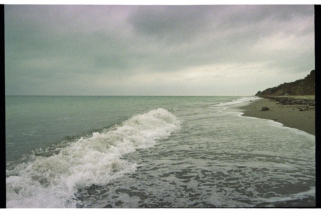 Morning. Sea