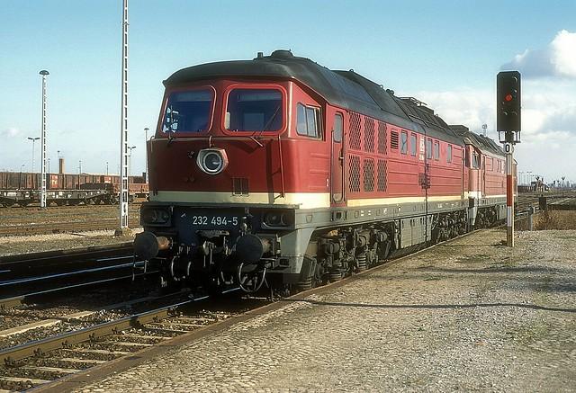 232 494 + 232 481  Halberstadt  28.02.98