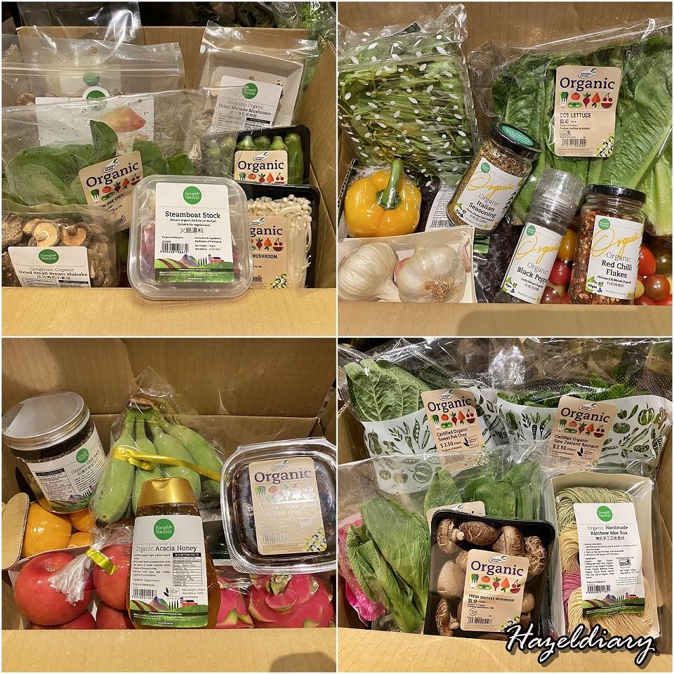Si Chuan Dou Hua UOB Plaza x ZENXIN Agri-Organic Food